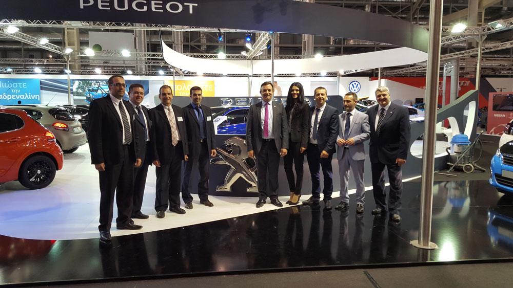 H Peugeot στην Αυτοκίνηση (φωτογραφίες)