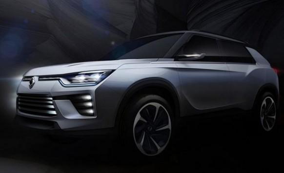 Νέο πρωτότυπο SUV από την Ssangyong