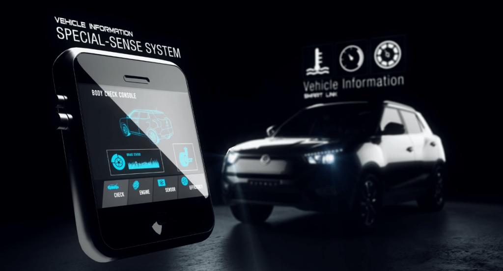 H SsangYong σχεδιάζει το αυτοκίνητο του μέλλοντος
