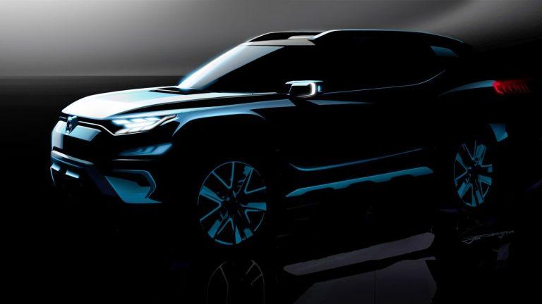 H SsangYong στη Γενεύη με νέο 7θέσιο SUV