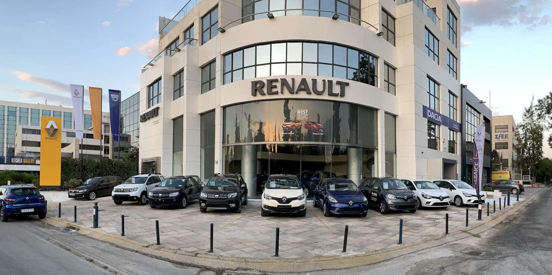 Renault Dacia Κηφισίας