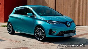 H Renault κατακτά την Ευρώπη με το νέο ZOE!