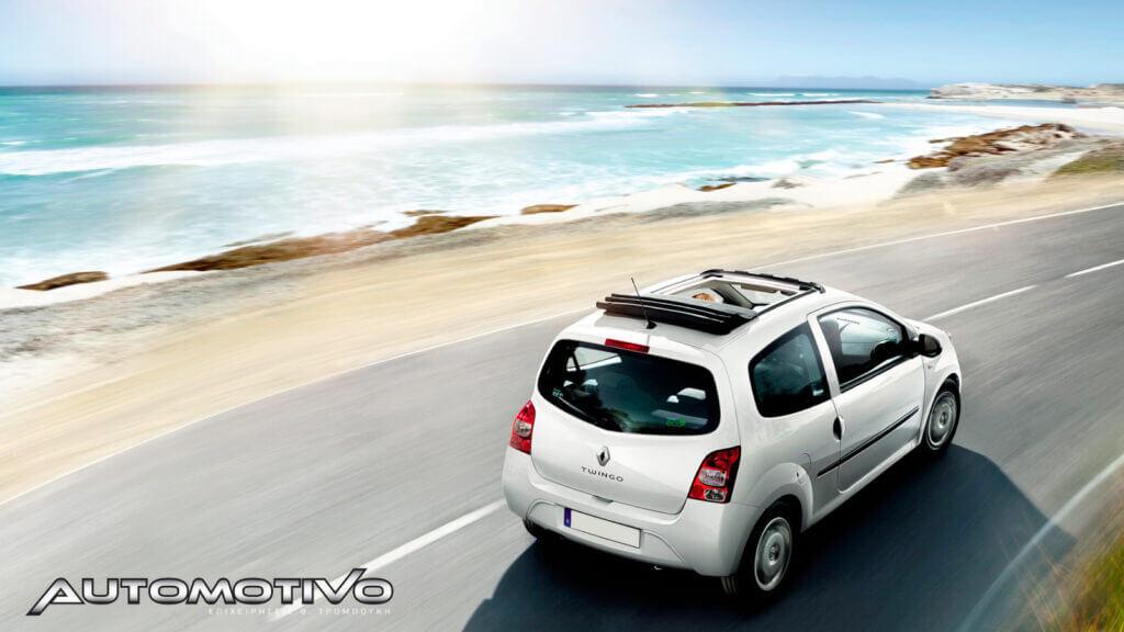 Αυτοκίνητο και καλοκαίρι: Προστατευτείτε με την Automotivo