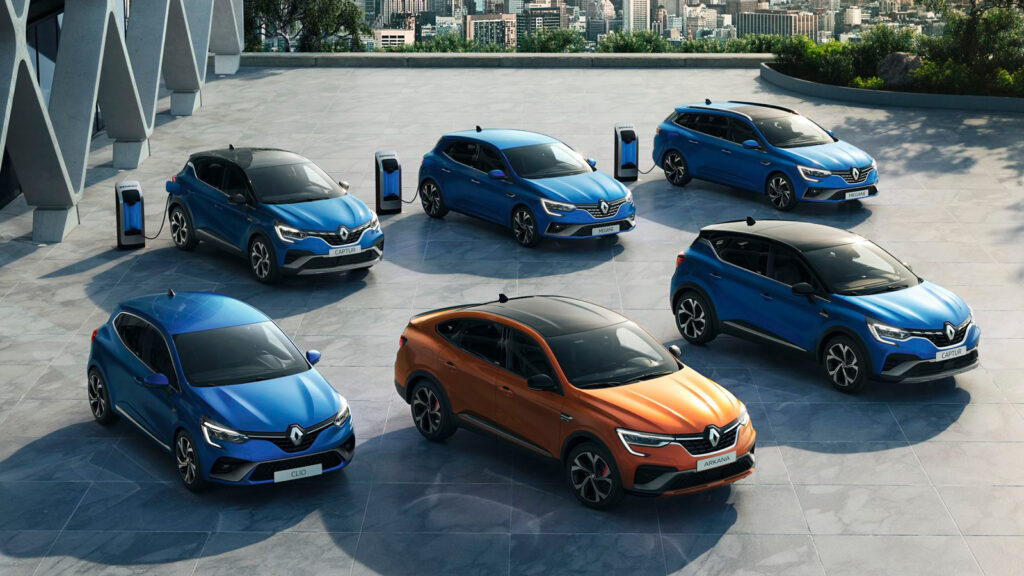 Τα 3 νέα υβριδικά μοντέλα της Renault