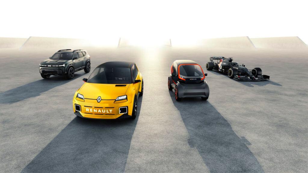 Renaulution: Το νέο πλάνο στρατηγικής του Groupe Renault
